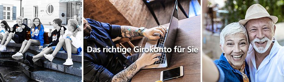 Girokonto-Vergleich