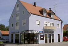 Volksbank Raiffeisenbank Dachau eG, Geschäftsstelle Bergkirchen, Sonnenstraße 9, 85232 Bergkirchen