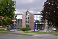 Volksbank Raiffeisenbank Dachau eG, Geschäftsstelle Sudetenlandstraße, Sudetenlandstraße 75-77, 85221 Dachau