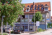 Volksbank Raiffeisenbank Dachau eG, Geschäftsstelle Haimhausen, Hauptstraße 27, 85778 Haimhausen