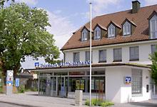 Volksbank Raiffeisenbank Dachau eG, Geschäftsstelle Hebertshausen, Münchner Straße 3, 85241 Hebertshausen