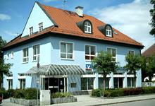 Volksbank Raiffeisenbank Dachau eG, Geschäftsstelle München - Allach, Vesaliusstraße 20, 80999 München