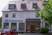 Volksbank Raiffeisenbank Dachau eG, Geschäftsstelle Odelzhausen, Schloßstraße 7, 85235 Odelzhausen